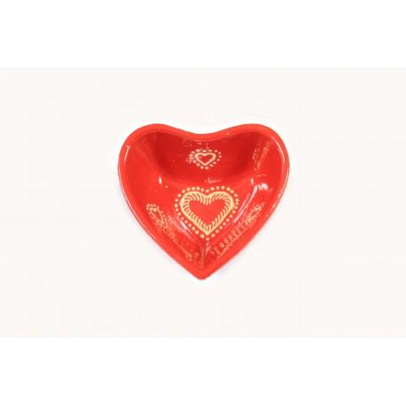 Moule Coeur - Rouge - Coeur