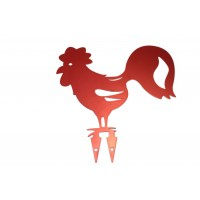 Coq - Rouge