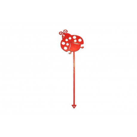 Mini Coccinelle - Rouge