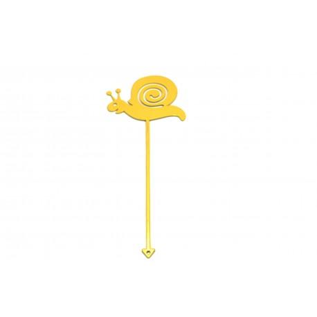 Mini Escargot - Jaune