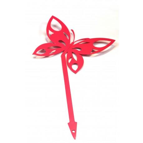 Papillon - Rose