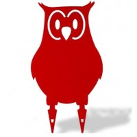 Hibou - Rouge