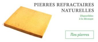 Pierres réfractaires | Alsace Tradition